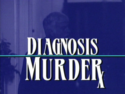 Diagnosis murder title card original